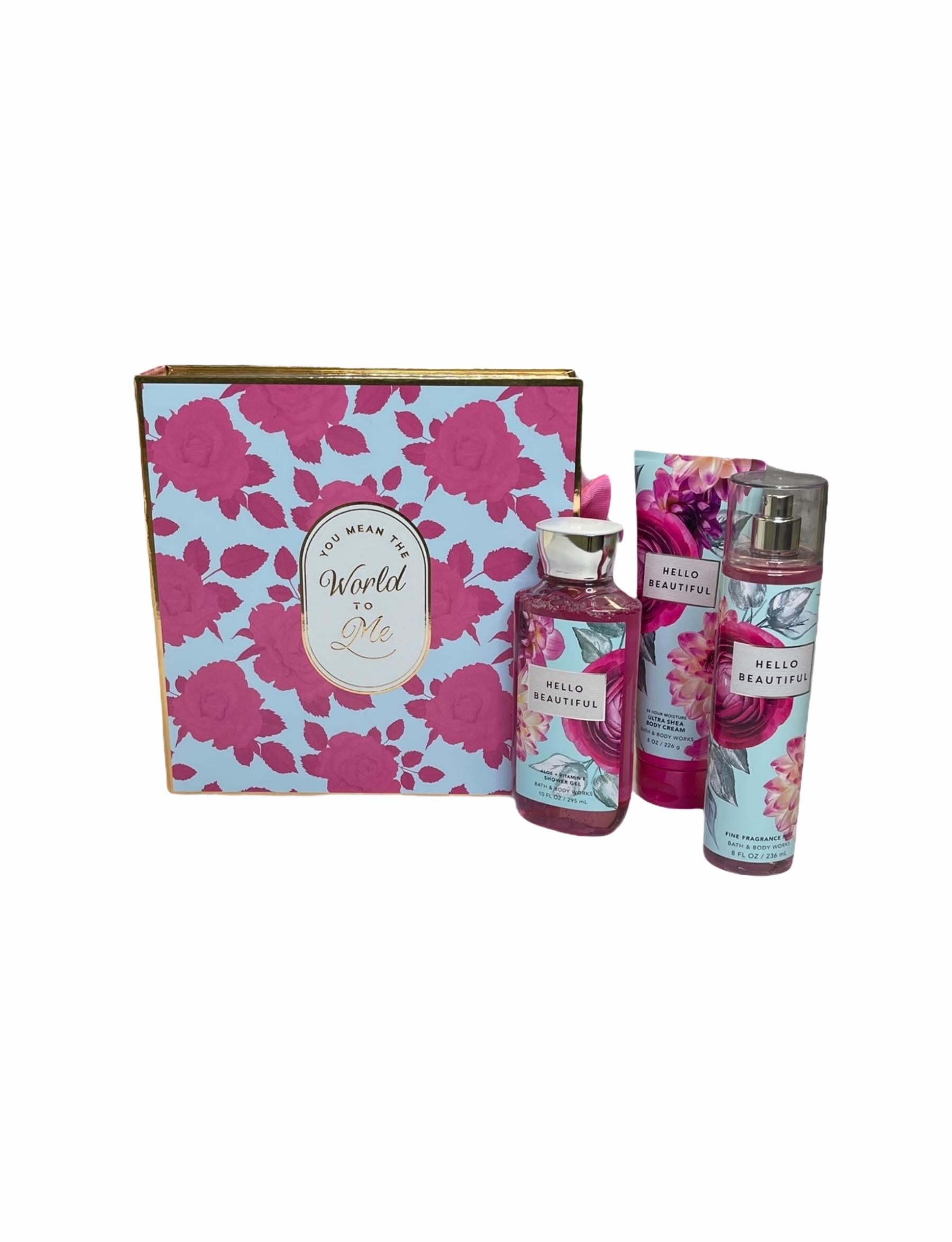 Hello Beautiful Gift Box Set