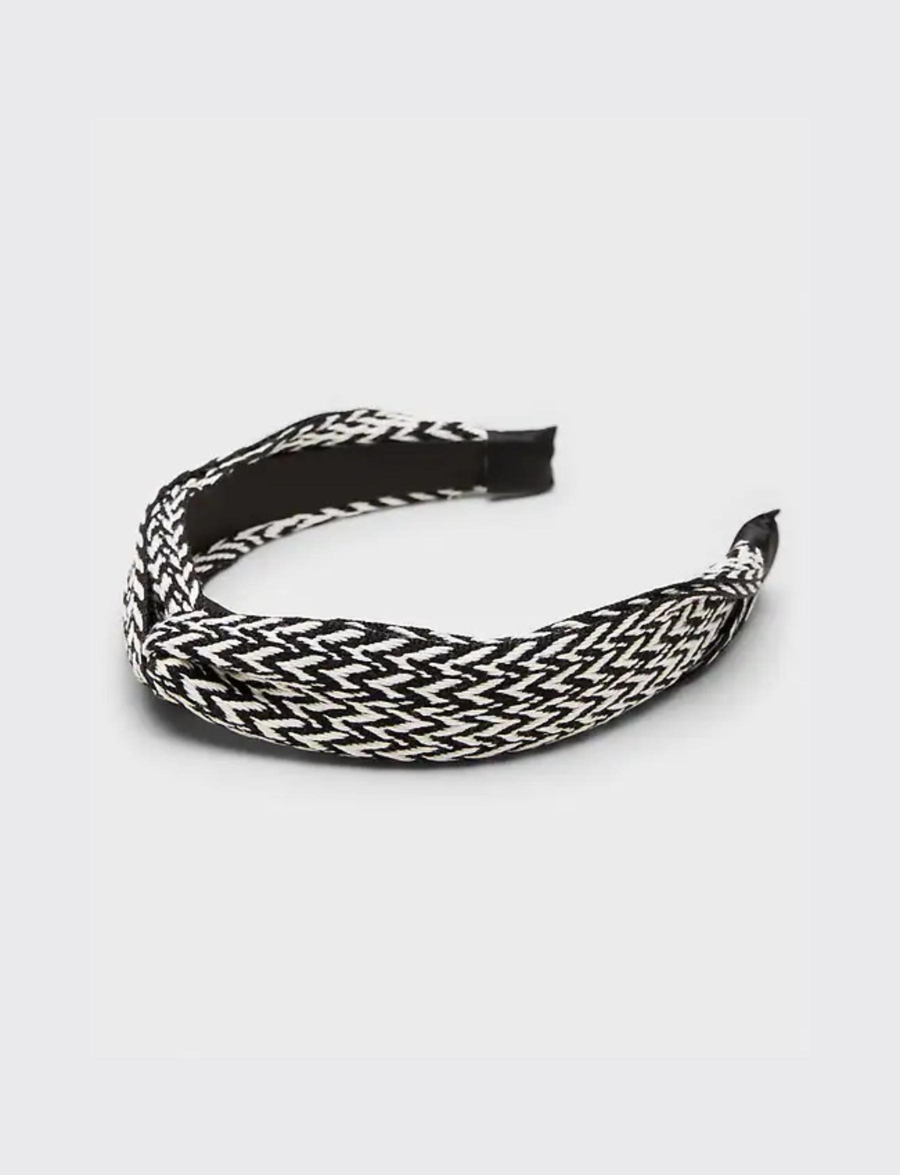 Woven Chevron Headband