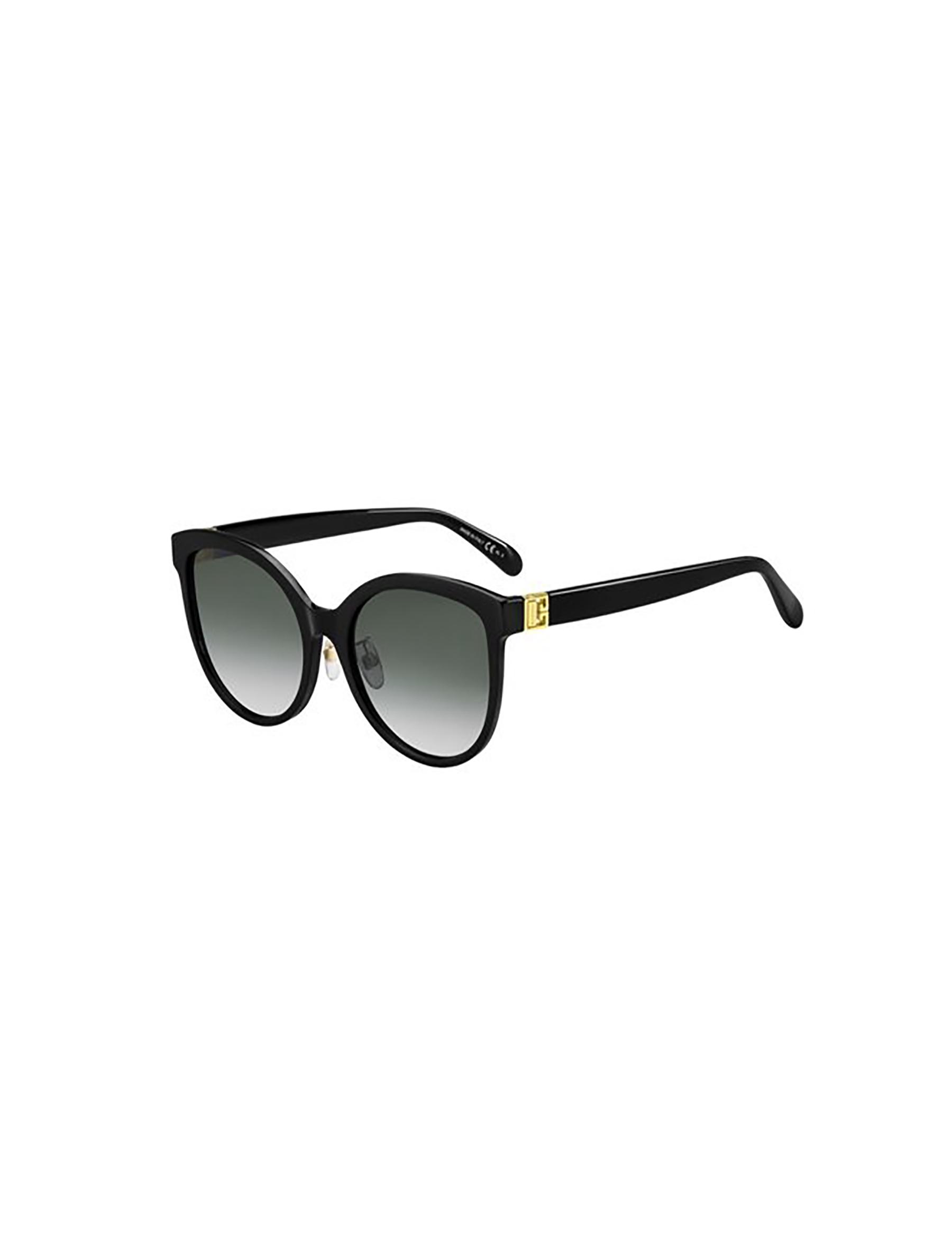 Givenchy Black Cat Eye Women's Sunglasses