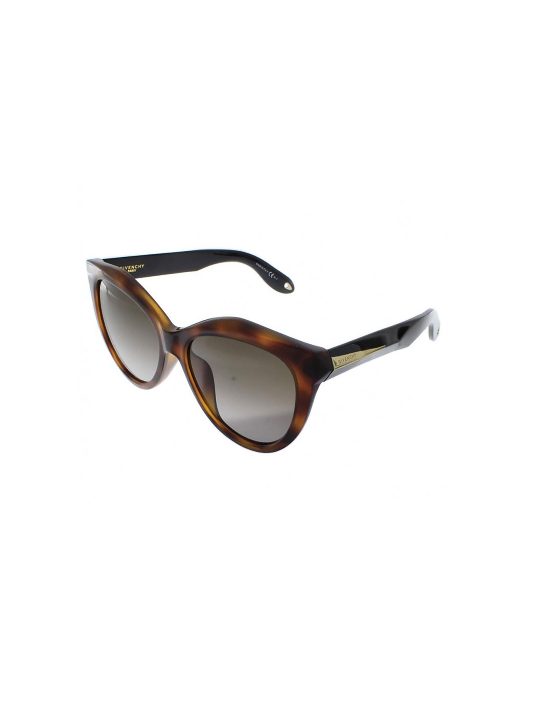 Givenchy Geometric Tortoise Women's Sunglasses