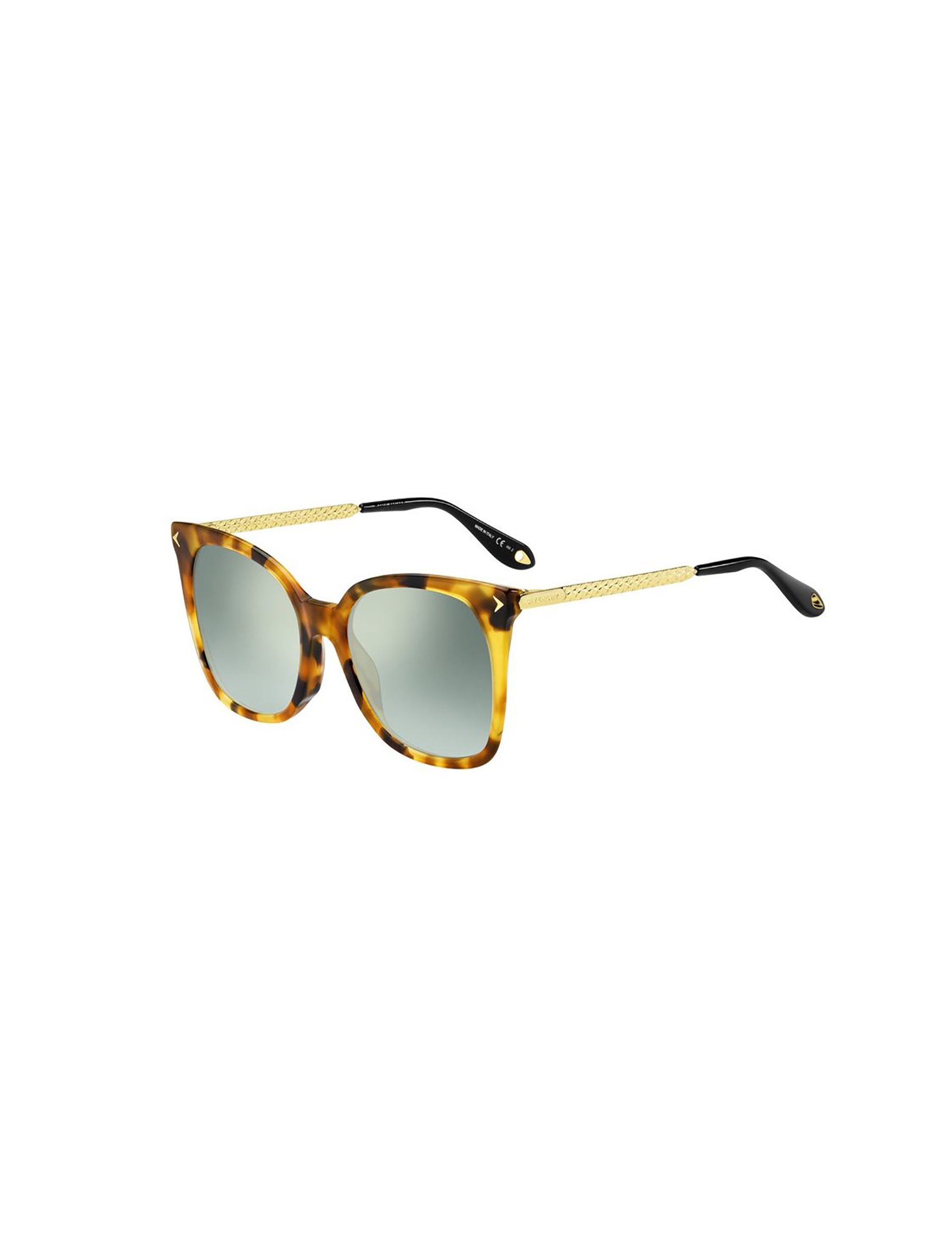 Givenchy Square Tortoise Women's Sunglasses