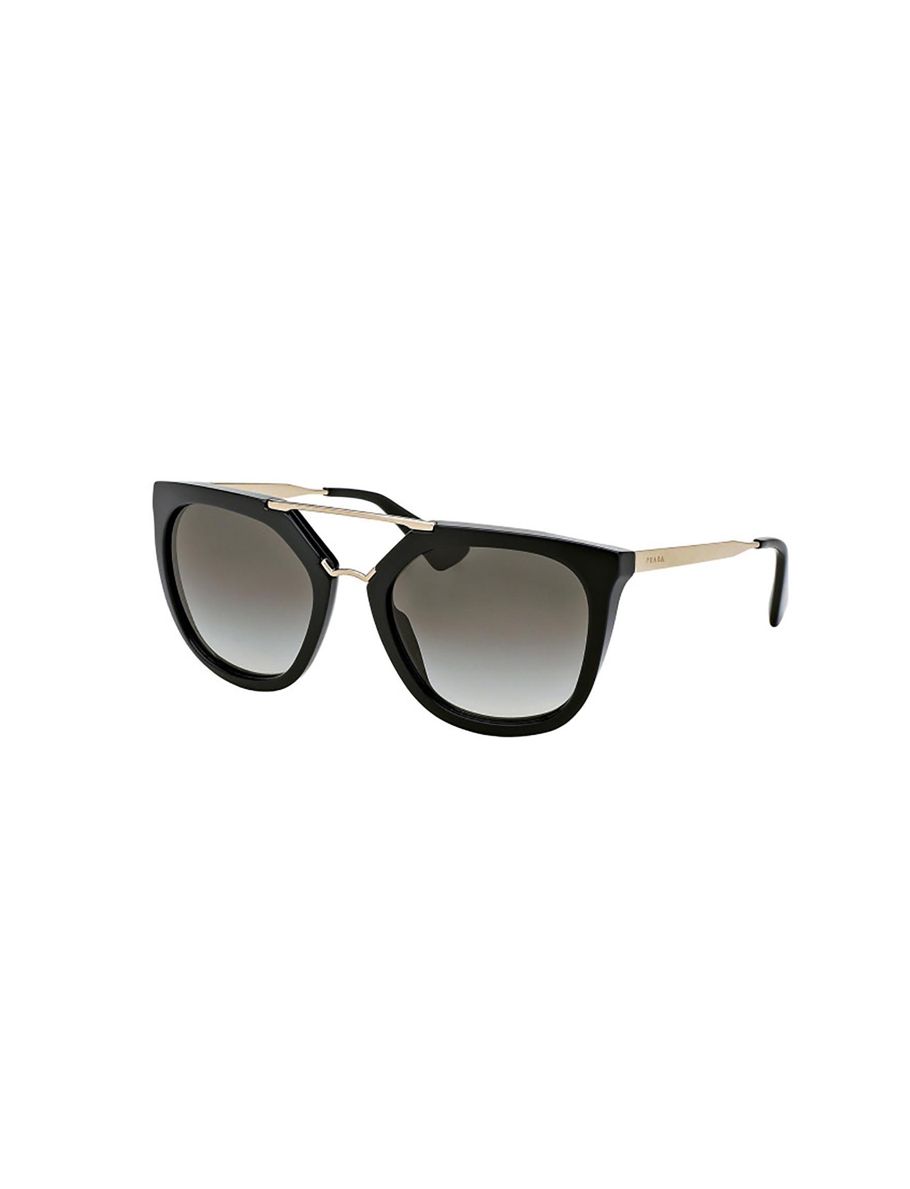 Prada Round Women's Sunglasses